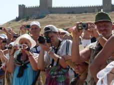 В Крыму на майские праздники отдохнуло около 130 тыс. туристов