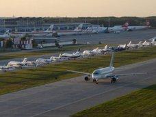 На майские праздники аэропорт «Симферополь» принял 339 рейсов