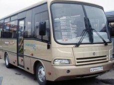 По улицам Симферополя пустят российские автобусы