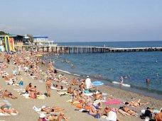 В Алуштинском регионе сохраняется проблема санитарного состояния пляжей