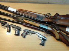 Крымчанин пойдет под суд за незаконное хранение оружия