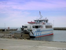До конца мая на маршрут «Феодосия – Новороссийск» пустят еще одно судно