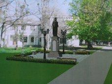 В Симферополе готовятся к установлению памятника Сергию Радонежскому