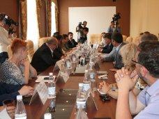 Руководители СМИ Крыма и Татарстана договорились о сотрудничестве