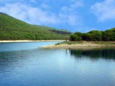 Воды в естественных водохранилищах Крыма больше, чем в прошлом году