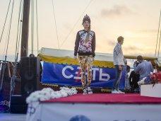 В Севастополе состоялся модный показ «Русская весна»