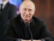 Среди всех россиян Путина больше всего поддерживают крымчане