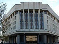Парламент Крыма принял 7 новых законов
