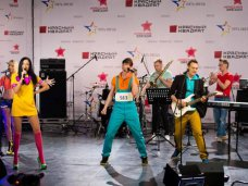 Оценивать участников фестиваля «Пять звезд» в Ялте будут пять артистов эстрады