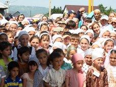 В Евпаторию на отдых приедут 700 детей из Чечни