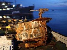 В Феодосии откроют выставку о поисках подлодки Щ-216