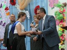 Крымский премьер поздравил воспитанников школы-интерната с окончанием учебного года