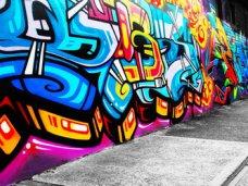 В Крыму проведут конкурс граффити и стрит-арта