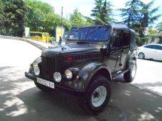 В Алуште прошла выставка ретроавтомобилей