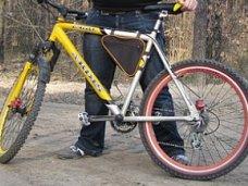 В Алуште задержали похитителей велосипедов
