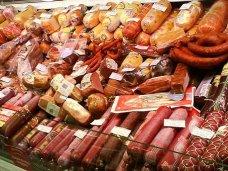 В Крым не пропустили 3 тонны украинской колбасы