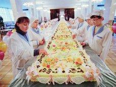 Ко Дню города Симферополя испекут 23-метровый пирог