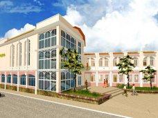 В Алуште реконструируют дом культуры за счет помощи московских спонсоров