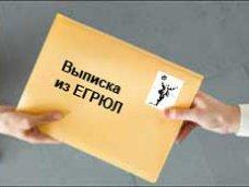 Получение выписок из ЕГРЮЛ в Крыму сделали платным
