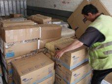 Ульяновская область привезла в Крым 35 тонн гуманитарных грузов