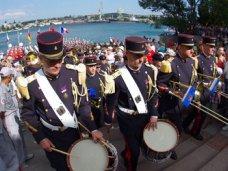 В Севастополе выступят военные оркестры всех флотов России