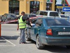 В Симферополе выявили нарушения в работе парковок