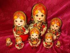 В Старом Крыму пройдет выставка матрешек