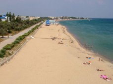 Курорты Крыма заполнены на 37%