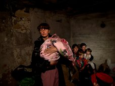 В Алуште принимают беженцев с востока Украины