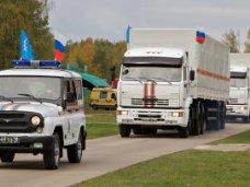В Симферополь прибудет автоколонна грузовиков из Набережных Челнов