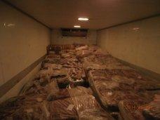 В Крым не дали контрабандой провезти продукты питания из Украины