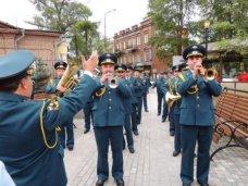 Оркестр МЧС РФ примет участие в фестивале военных оркестров в Севастополе