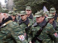 Крымская самооборона получила официальный статус