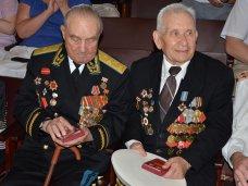 В преддверии Дня России ялтинцев наградили медалями