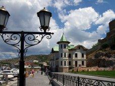 Историко-архитектурный комплекс набережной Балаклавы включат в туристические маршруты