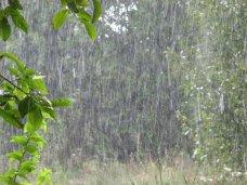 В Крыму на неделе снова дожди и грозы