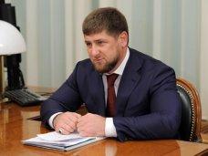 Глава Чечни получил медаль «За защиту Крыма»