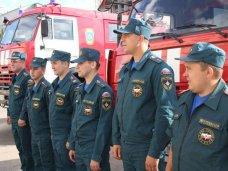 В Крым прибыли пожарные из Татарстана