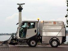Мусор на улицах Севастополя будет убирать роботизированная машина