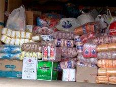 В Симферополе собрали гуманитарную помощь для юго-востока Украины