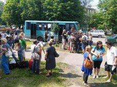 Крымских предпринимателей попросили позаботиться о беженцах юго-востока