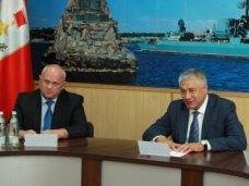 Полиции Севастополя представили нового начальника