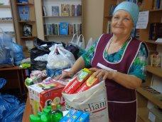 В крымских храмах собирают благотворительную помощь беженцам