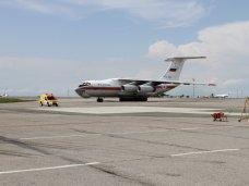 Крым  получил гуманитарный груз для беженцев