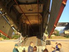 В Воронеж из Симферополя доставили беженцев с юго-востока Украины