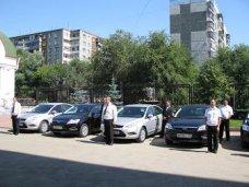 Управление судебных приставов в Крыму получит служебные автомобили