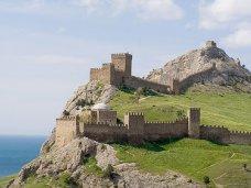 В Крыму создано государственное учреждение «Судакская крепость»