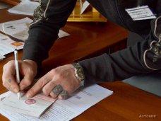 В колонии Симферополя осужденные получили российские паспорта