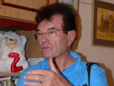 Жерард Эль стал почетным ялтинцем