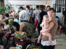 В Большой Ялте официально насчитывается 100 беженцев